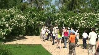 видео Музей-заповедник «Тарханы»
