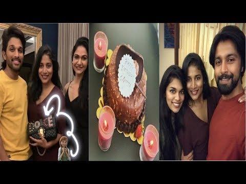 Chiranjeevi Daughter Sushmita Konidela Birthday Bash 2019