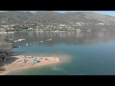 Rio Caldo - Gerês - Portugal - Vídeo 1 - 23/09/2018