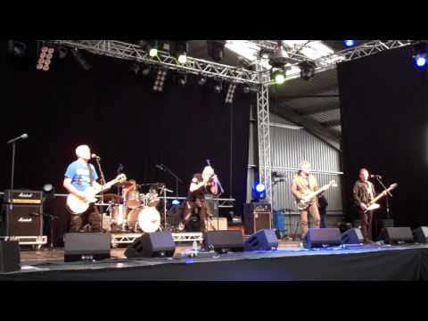 Cash From Chaos Band Big Stooshie Music Festival Fife Scotland May 4th