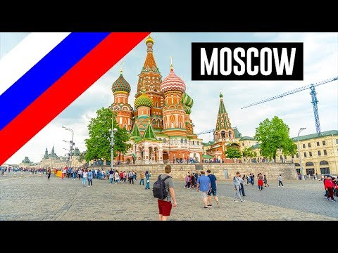 Exploring Moscow | Russia 🇷🇺 2019