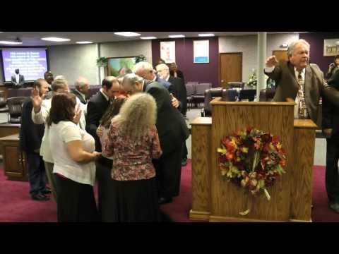 (6) 11-21-2015 Alter Service Bradenton Gospel Tabernacle