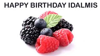 Idalmis   Fruits & Frutas - Happy Birthday