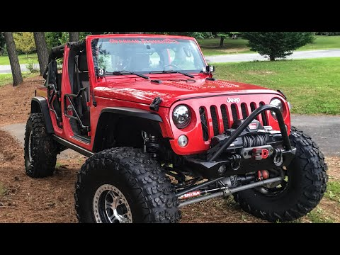 JKU on 40s - Mod List Walkaround and What Mods Are Next!?