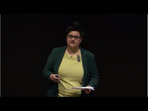 Why we need a media revolution! | Kerry-Anne Mendoza | TEDxOxbridge