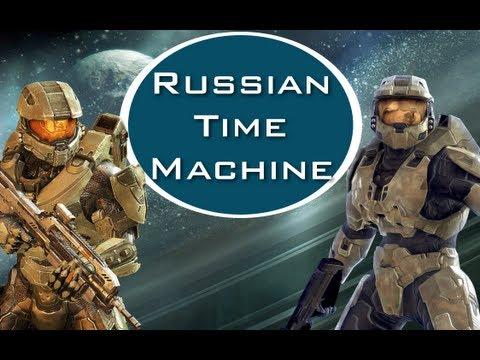 russian time machine