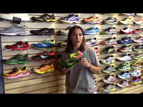 Shoe Review on Saucony Peregrine 3.0 by