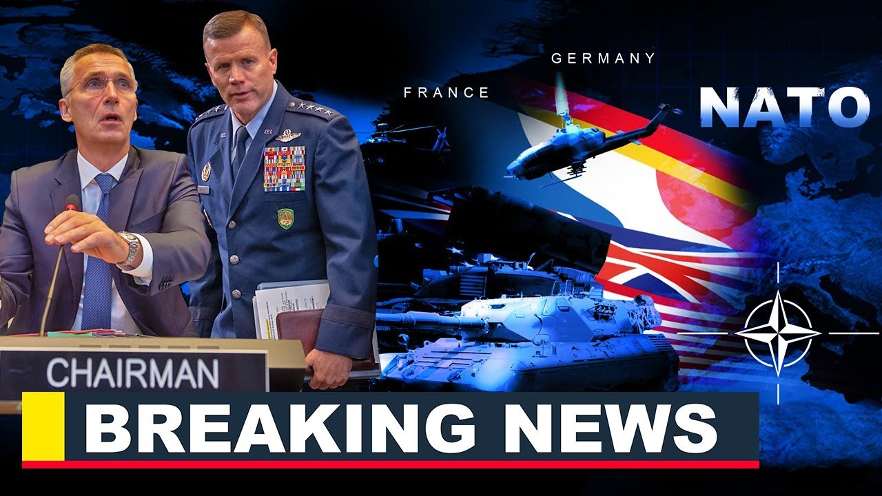 NEWS ALERT: US Retreats, Europe Is Ready for Its Own Military