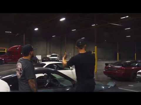 Warehouse Skids - A Relax. Production  *INDOOR DRIFTING*