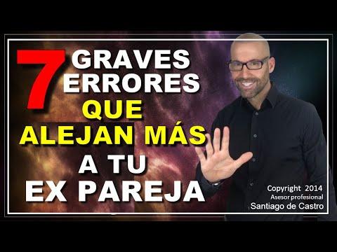 COMO RECUPERAR A TU EX PAREJA, SANTIAGO DE CASTRO BALAGUER