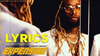 Ty Dolla $ign - Expensive (Lyrics) ft. Nicki Minaj