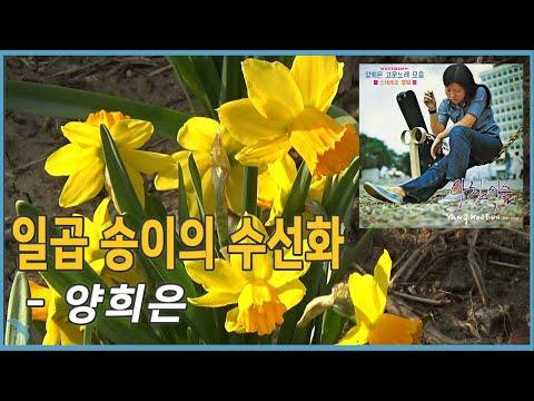 양희은 - 일곱 송이의 수선화 Yang Hee-eun - Seven Daffodils (1971)