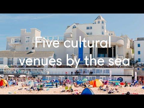 Five cultural venues by the sea