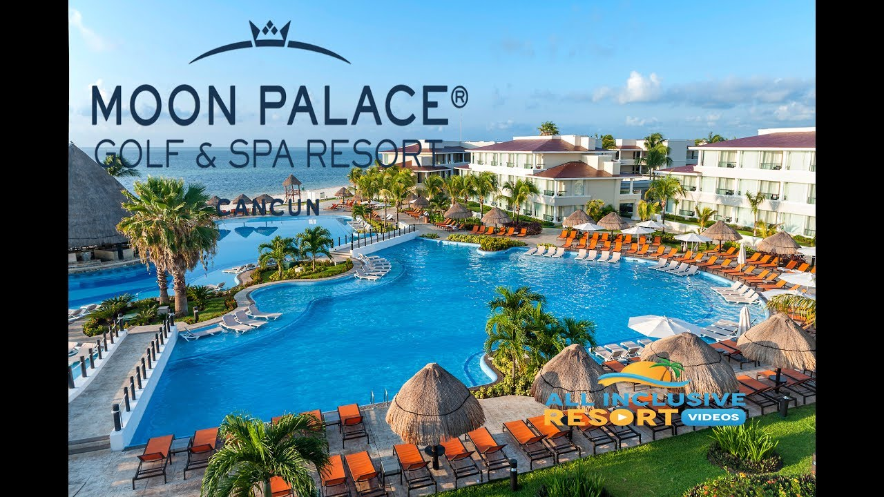 All Inclusive Resort Moon Palace Cancun Family All Inclusive Resort Mexico