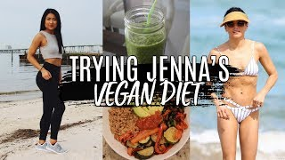 I Tried Jenna Tatum's VEGAN Diet & Here Are My Thoughts