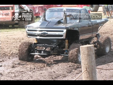 Awesome Acres Mud Bog #6 Carroll, OH August 30, 2015