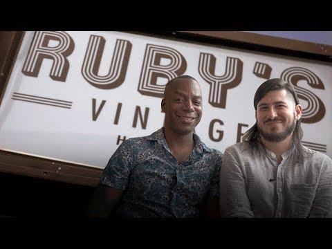 Pride 2019: Conversation with Brian Washington-Palmer of Ruby's Vintage Harlem