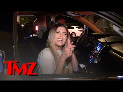 CHANEL WEST COAST FREE RAP SHOW FOR PAPS ...Her Future is Bright!! | TMZ