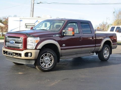 2012 ford f 250 king ranch 4x4 6 7l powerstroke diesel sold youtube. Black Bedroom Furniture Sets. Home Design Ideas