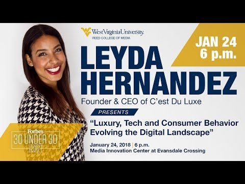 Leyda Hernandez Luxury, Tech & Consumer Behavior - Evolving the Digital Landscape