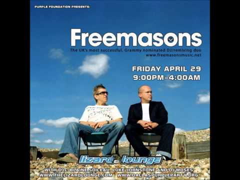 Freemasons tunes mixed by moi, TOTALLY dedicated to my SUPER FRIEND Isla Jones......
