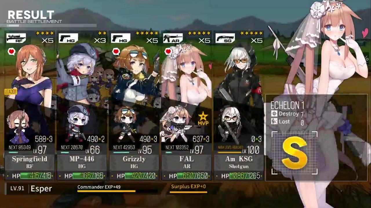 MP446 Girl Frontline T Girls Frontline Girl