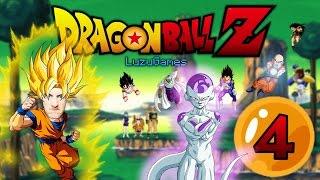 LUCHA CONTRA VEGETA - DragonBall Z #4 - [LuzuGames]