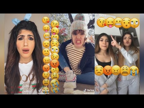 Best Emoji Face Challenge  TikTok Videos Compilation 2019