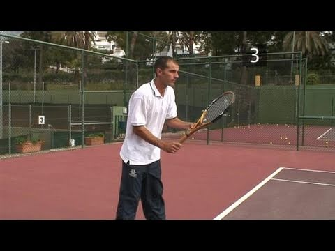 How To Do The Basic Forehand