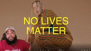 """Artofkickz Reacts To   Tom MacDonald - """"NO LIVES MATTER"""""""