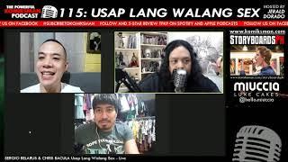 TPKP 115: Sergio Belarus and Chris Bacula | Usap Lang, Walang Sex