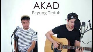 AKAD - PAYUNG TEDUH (LIVE Cover) VERSI PENYIAR & PEGAWAI KANTORAN | Suara Perak 😁✌️ | Ian & Oskar