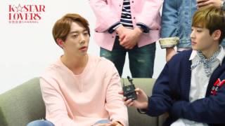 今をときめく韓国スターに取材するK☆STAR LOVERSでは、先週に引き続きU-...