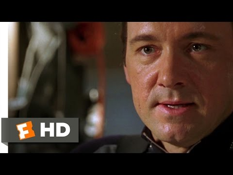 Taking Command - The Negotiator (6/10) Movie CLIP (1998) HD