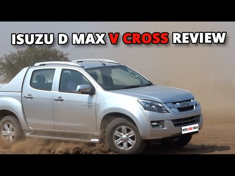Isuzu D Max V Cross 2018 review | India's best Modified | FEATURE | SPECIFICATION | SUV | PHI