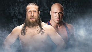 WWE DREAM MATCH - Daniel Bryan VS Kurt Angle | WWE 2K18