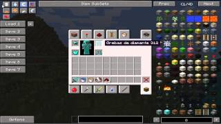 Mod Not Enough Items para Minecraft 1.6.4 (Forge)