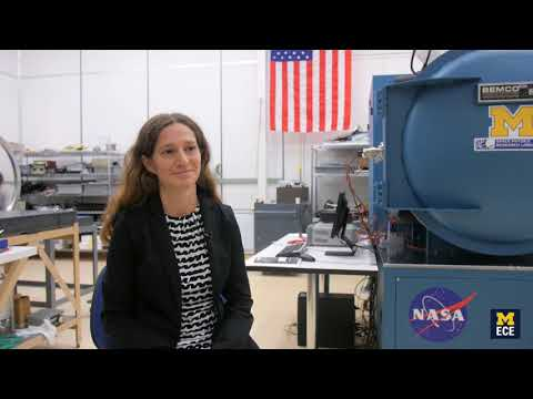 Hannah Goldberg: Nanosatellites and cubesats in Space