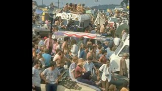 Joe Cocker - A Little Help From My Friends - Woodstock 1969