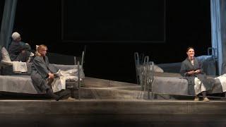 Премьерный спектакль о войне «Апрельский романс» показал Тамбовский драматический театр