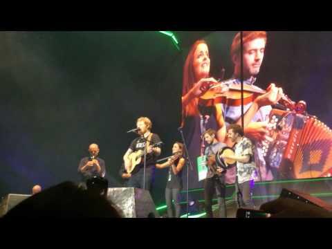 Ed Sheeran - Nancy Mulligan Live April 12, 2017