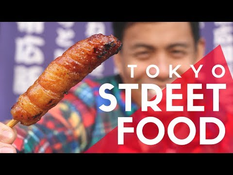 Tokyo Street Food | Top 10 Must-Try at Togoshi Ginza | 1.3km long and 400 Shops