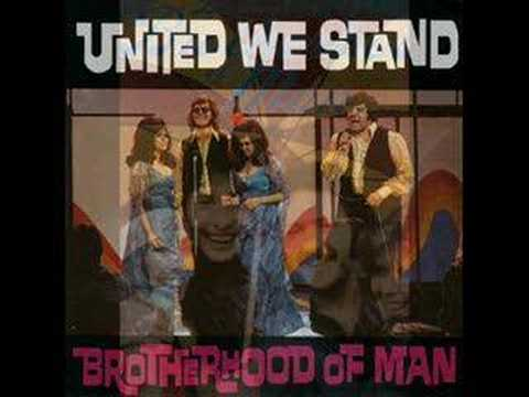 United We Stand - Brotherhood of Man