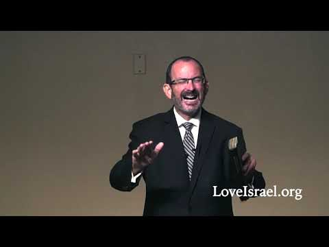 2018 LoveIsrael.org San Diego Conference - Day 2 Session 4