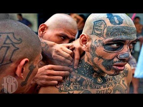 10 Most Horrifying Gang Rituals Around The World