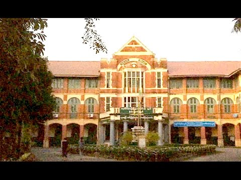 St Paul's High School, Rangoon