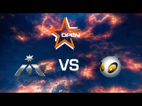 Immunity vs. Team Dignitas - Pre Game - DreamHack Open Stockholm 2015
