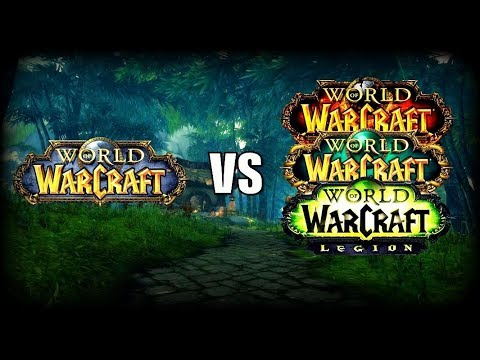 The Differences Between Vanilla WoW &...