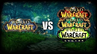 The Differences Between Vanilla WoW & Modern WoW