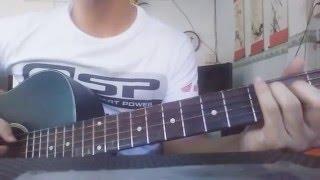 THT guitar cover Quên(Khắc Việt)